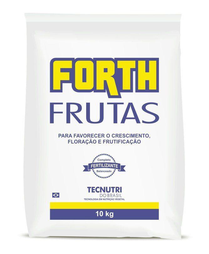 Fertilizante Forth Frutas 10 Kg (Ref. 210-4)