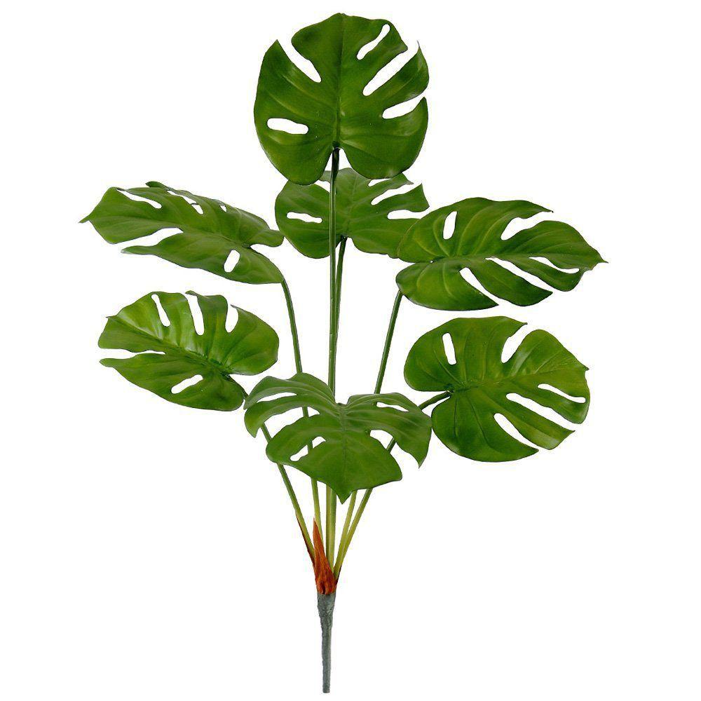 Árvore artificial Costela de Adão 62cm Verde - 40071001