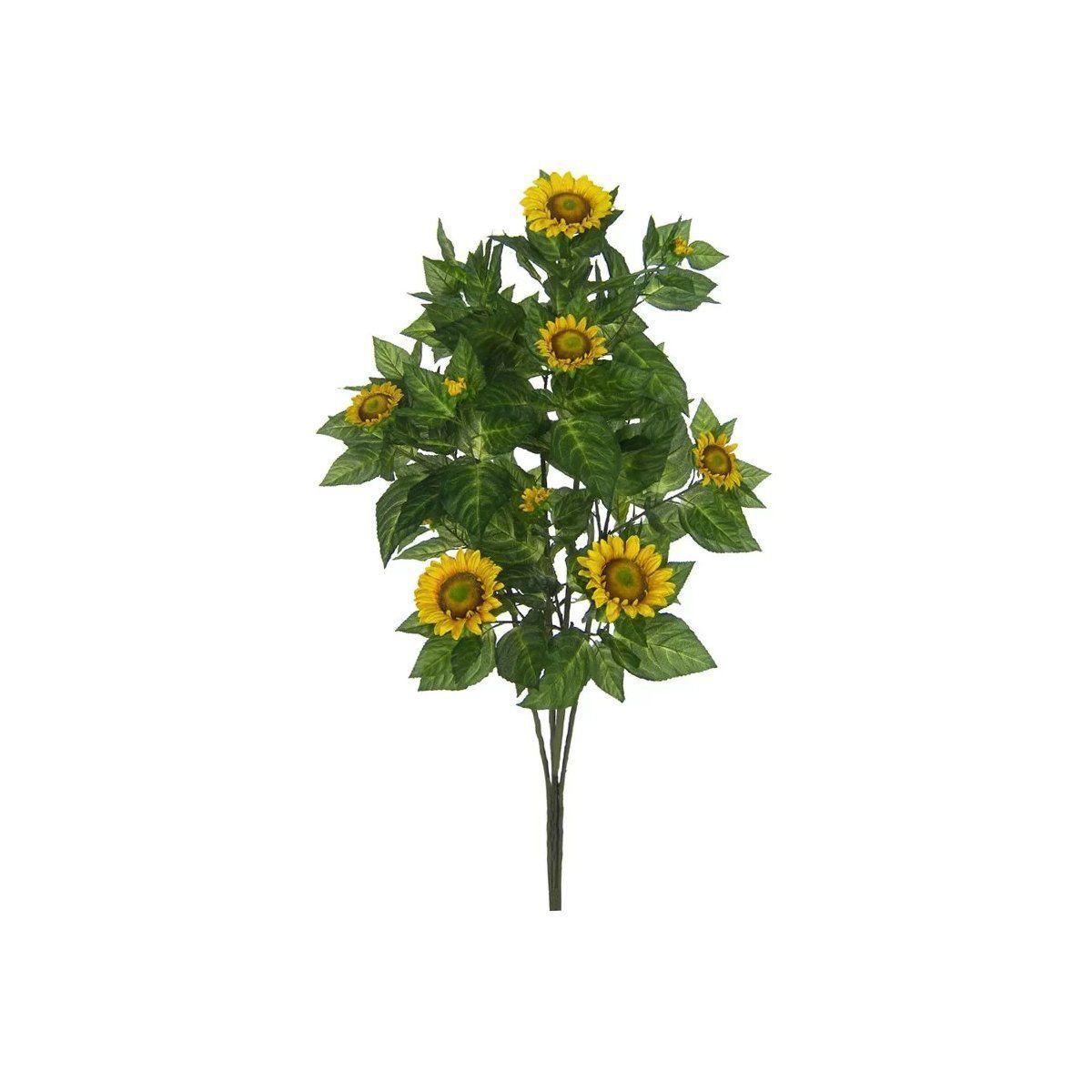 Árvore Girassol artificial Amarelo 1,35m - 00694001