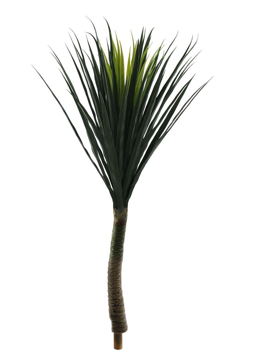 Árvore Yucca artificial Verde PLT X60 90cm - 39249001
