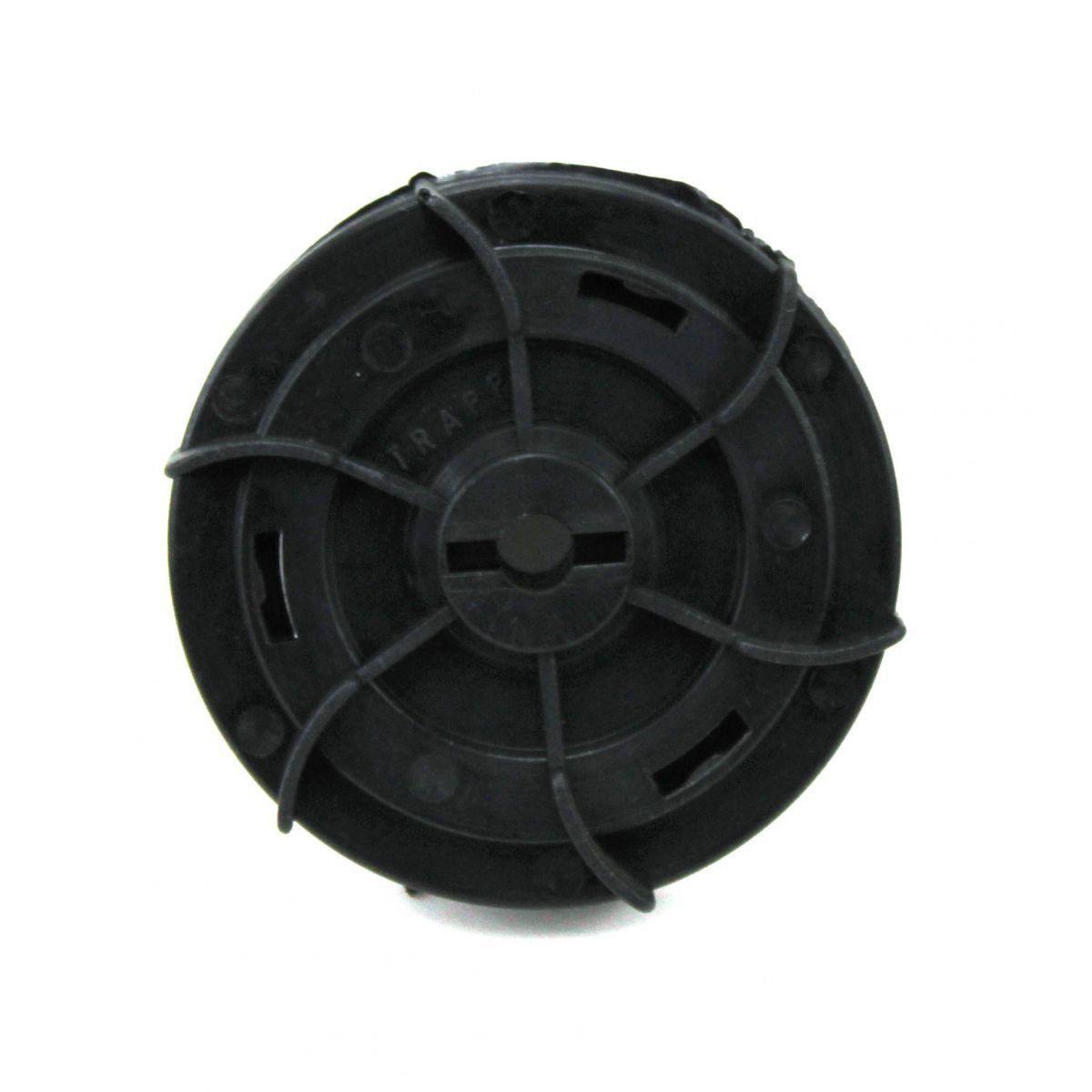 Base Plástica para Carretel dos aparadores de grama elétricos Trapp master 450, 500L, 600, 700L e Super 500, 700