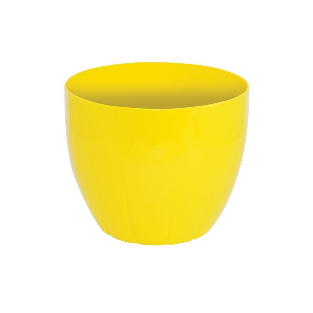Cachepô Bojudo Vogue Nº 15 Amarelo - CBI15-AM