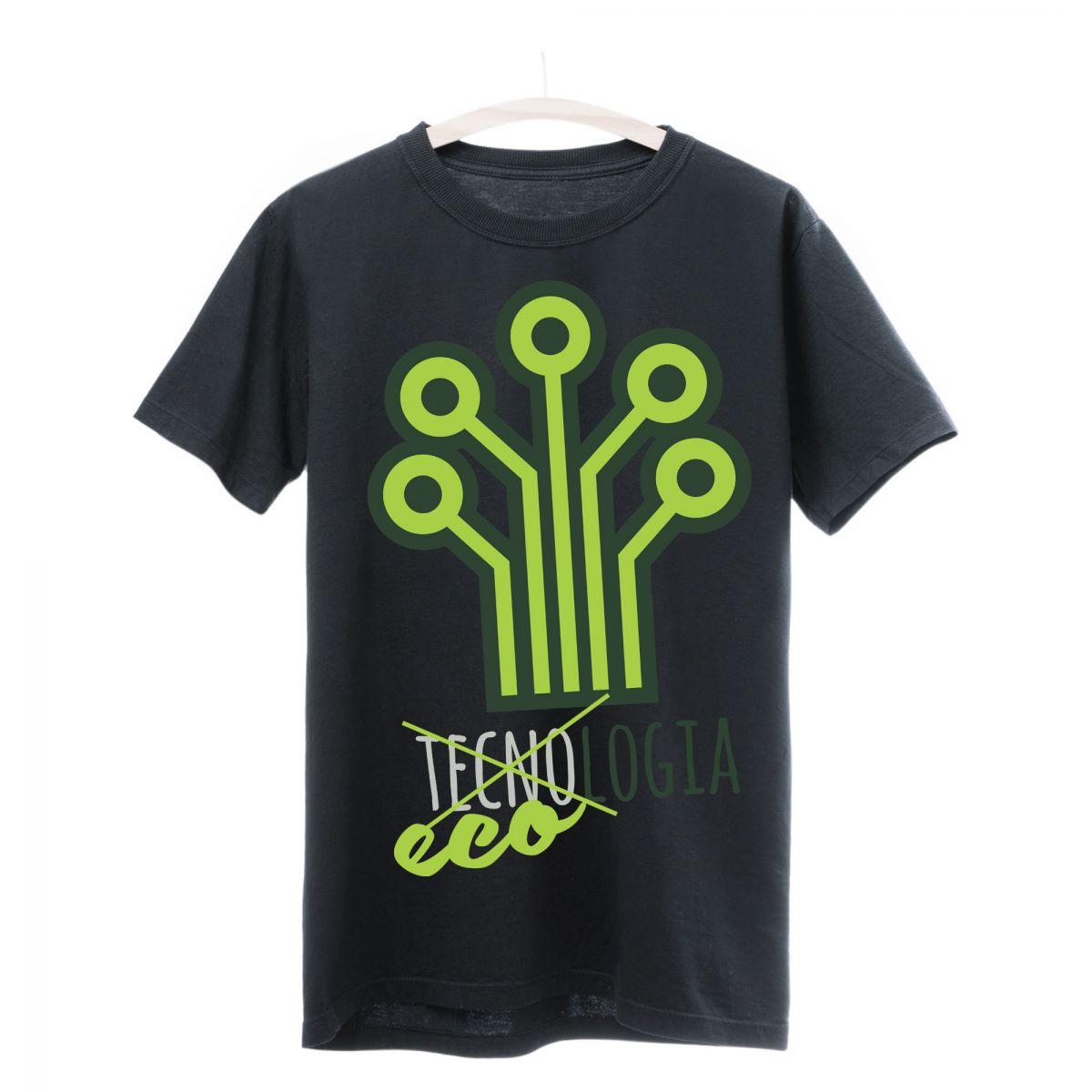 Camiseta Seminate Ecologia