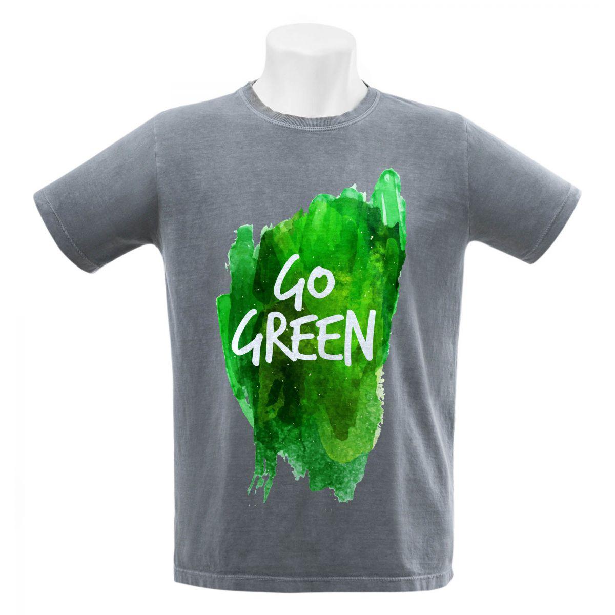 Camiseta Seminate Go Green