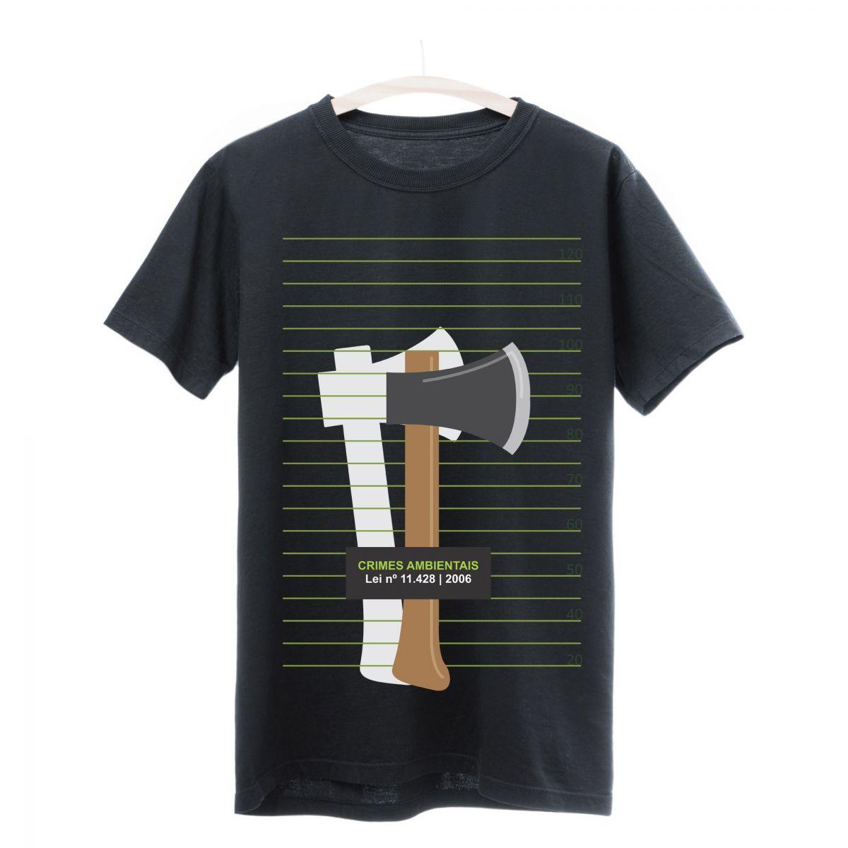 Camiseta Seminate Machado