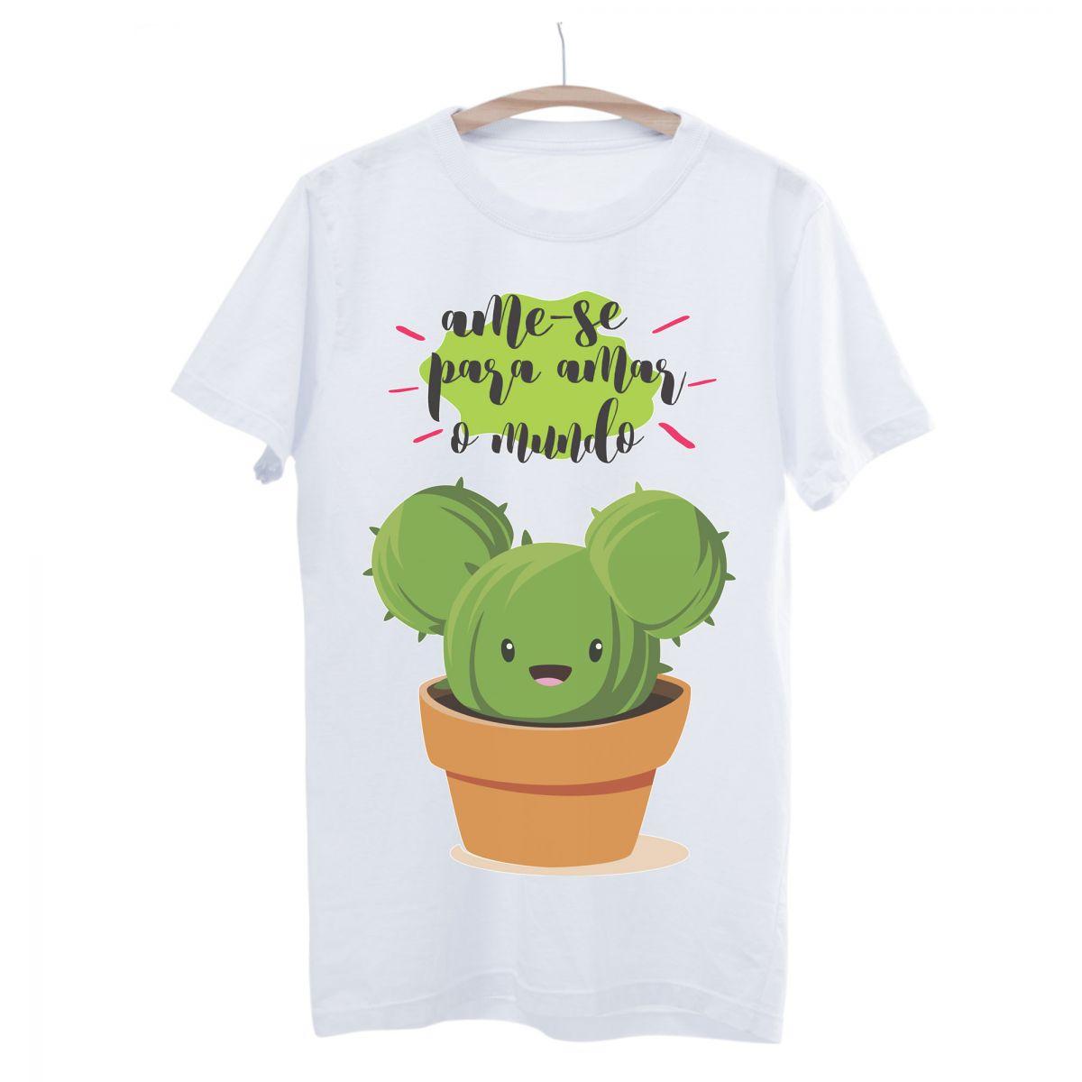 Camiseta Seminate Se Ame