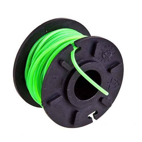Refil carretel fio de nylon para aparadores de grama elétricos Trapp master 800 Plus, 1000 Plus, Super 800 Plus e Super 1000 Plus