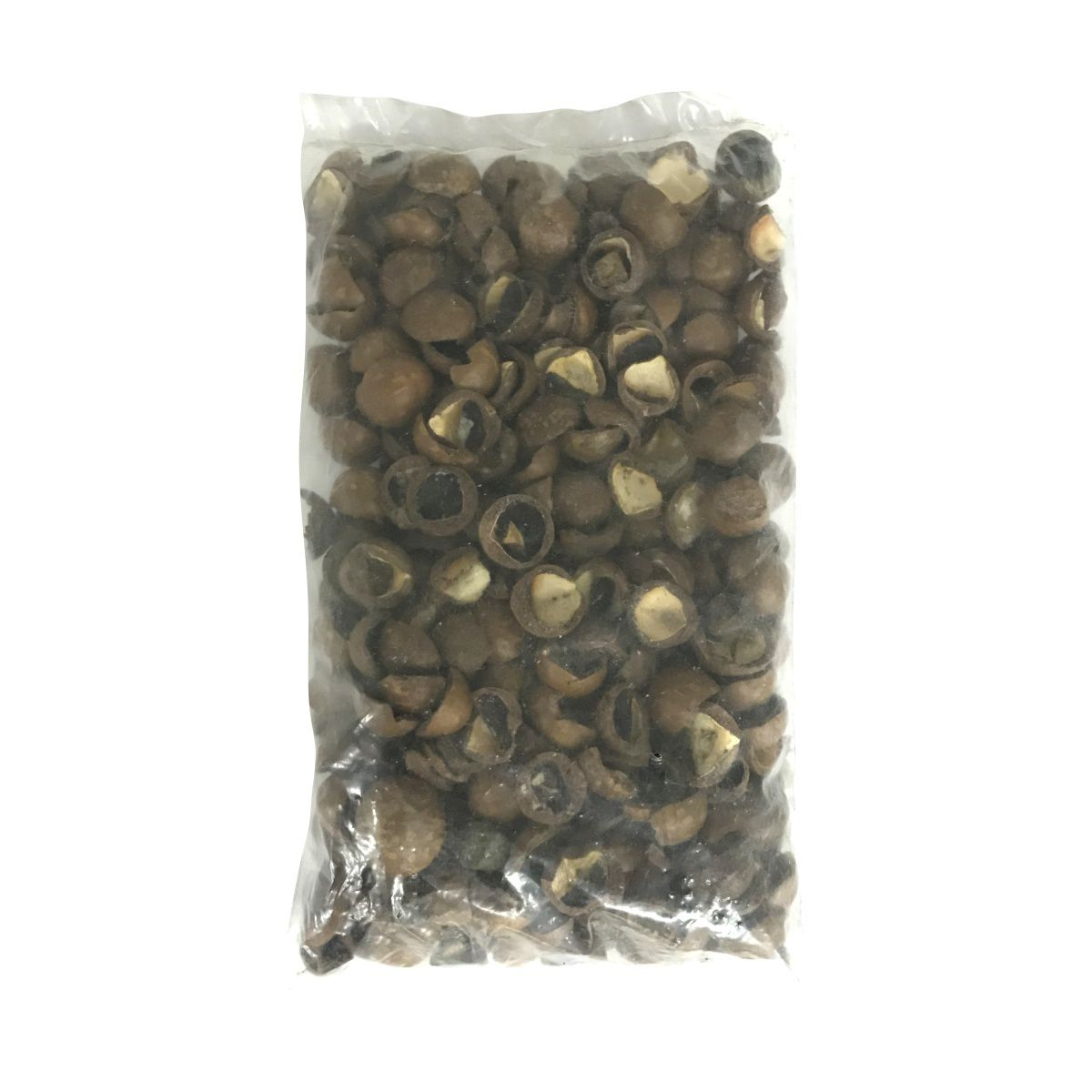 Casca de Macadâmia pacote com 1 litro