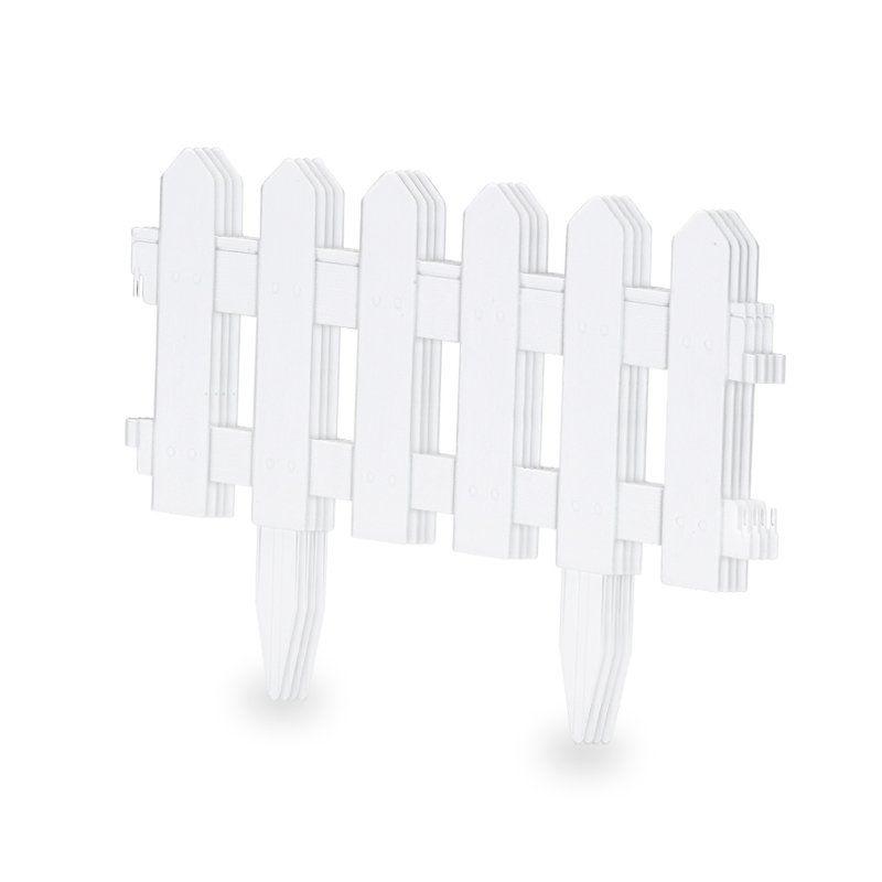 Cerca Decorativa Kit com 4 peças Mármore