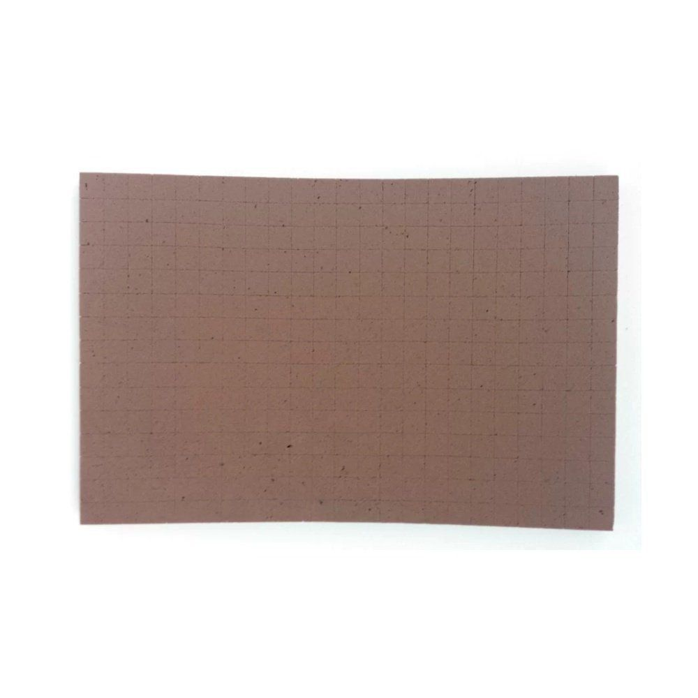 Espuma Fenólica 2x2x2 sem furos pré cortada caixa com 30 placas - OASIS GROWER