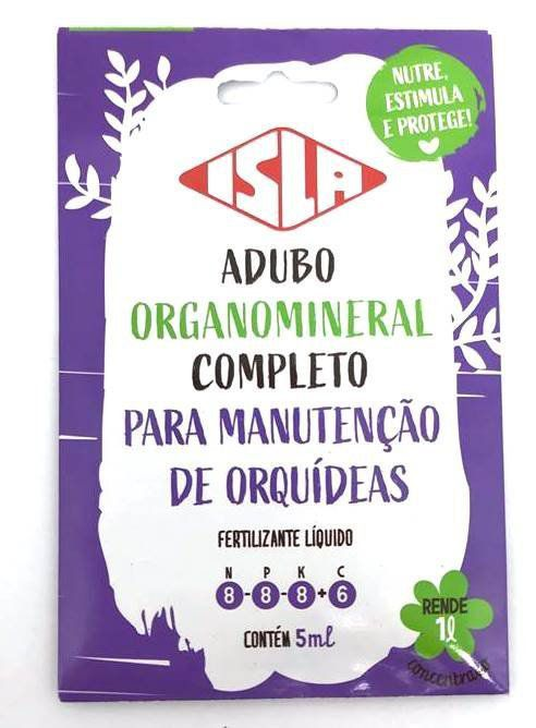 Fertilizante Fertigarden 5ml para Orquídeas Isla