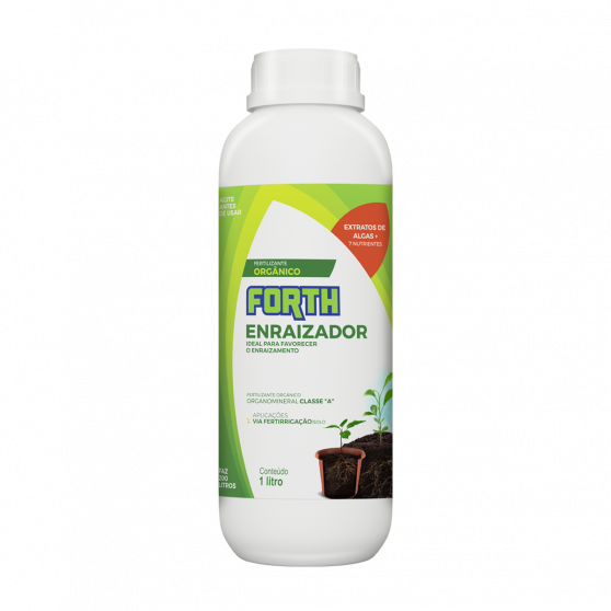 Fertilizante Forth Enraizador 1 litro Concentrado