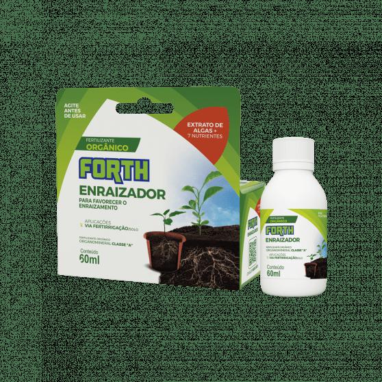 Fertilizante Forth Enraizador 60ml Concentrado