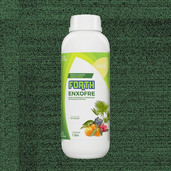 Fertilizante Forth Enxofre 1 Litro Concentrado