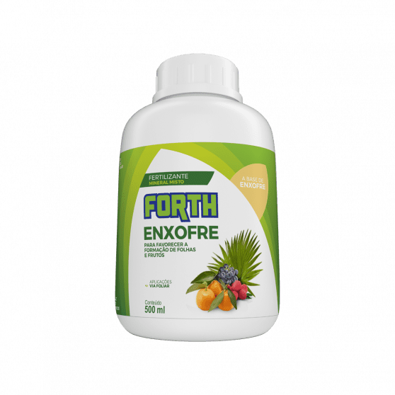 Fertilizante Forth Enxofre 500ml Concentrado