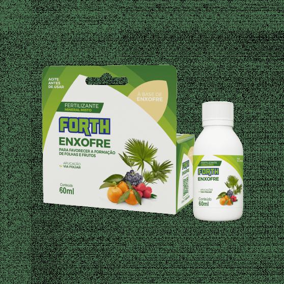 Fertilizante Forth Enxofre 60ml Concentrado