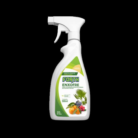 Fertilizante Forth Enxofre 500ml Pronto para Uso