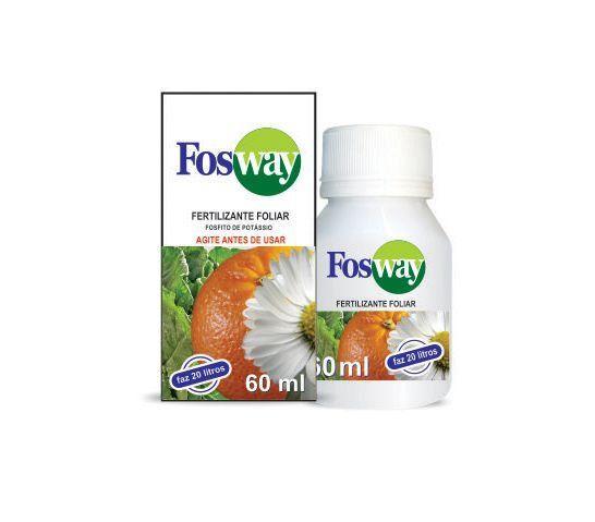 Fertilizante Forth Fosway 60ml Concentrado Fosfito de Potássio