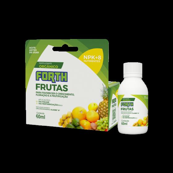 Fertilizante Forth Frutas Líquido 60ml Concentrado