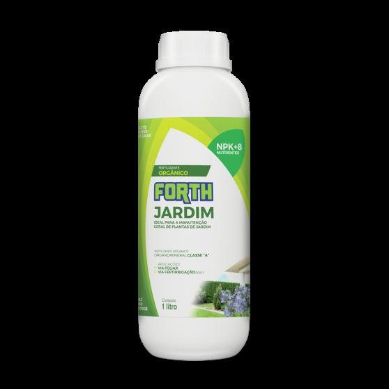 Fertilizante Forth Jardim Líquido Concentrado 1 litro