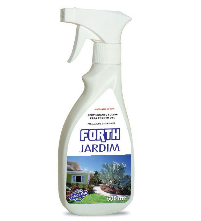 Fertilizante Forth Jardim pronto uso 500ml