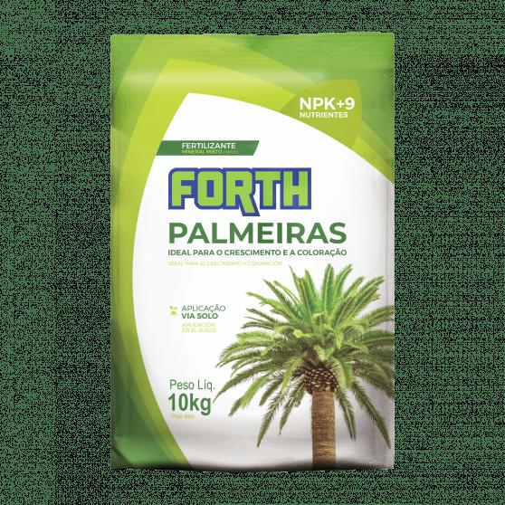 Fertilizante Mineral Misto Forth Palmeiras 10kg