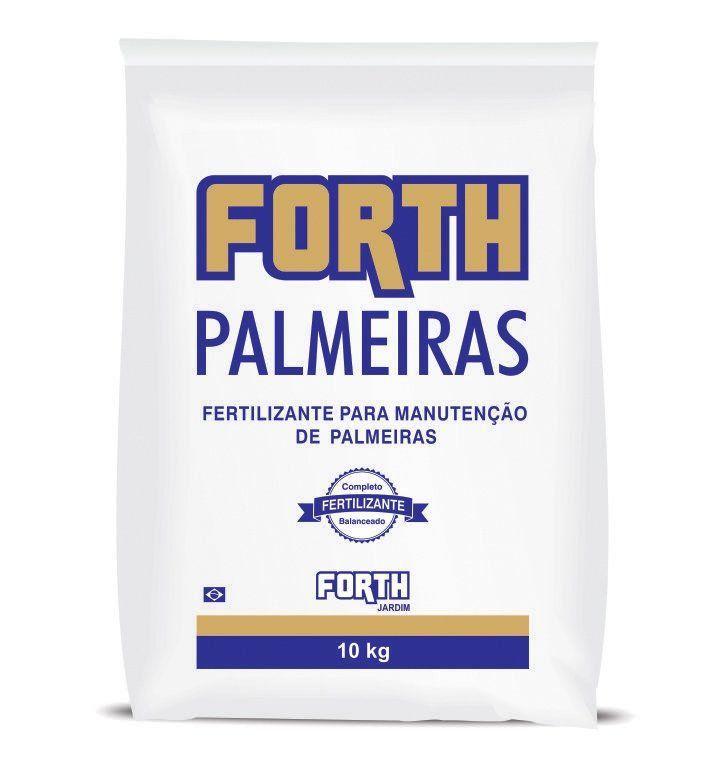 Fertilizante Forth Palmeiras 10kg