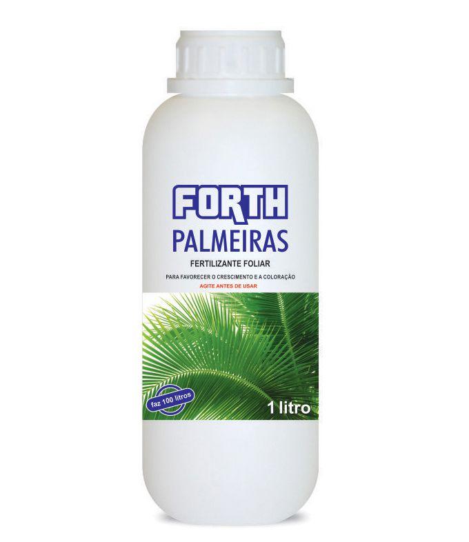 Fertilizante Forth Palmeiras líquido concentrado 1 litro