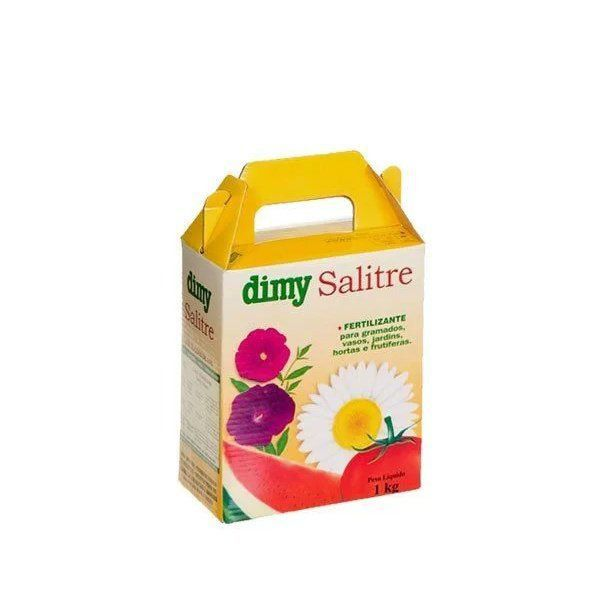 Fertilizante Mineral Misto Salitre Dimy 1 kg