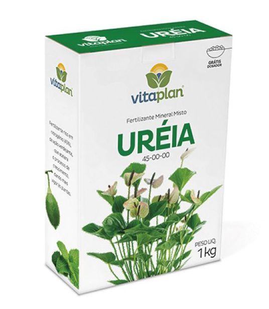 Fertilizante Uréia 1kg - Vitaplan