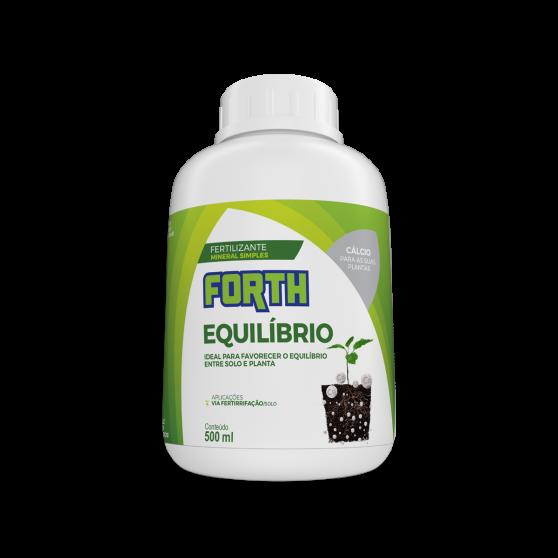 Fertilizante via solo Forth Equilíbrio 500ml Concentrado (Carbonato de Cálcio)