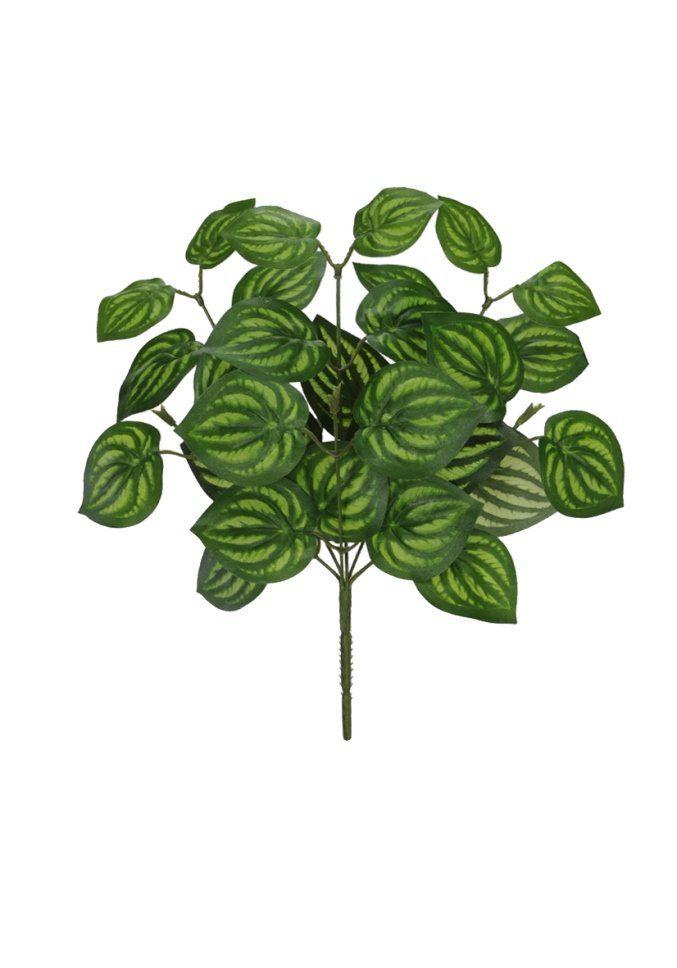 Folhagem artificial melancia X30 (verde creme) 33cm - 29787003