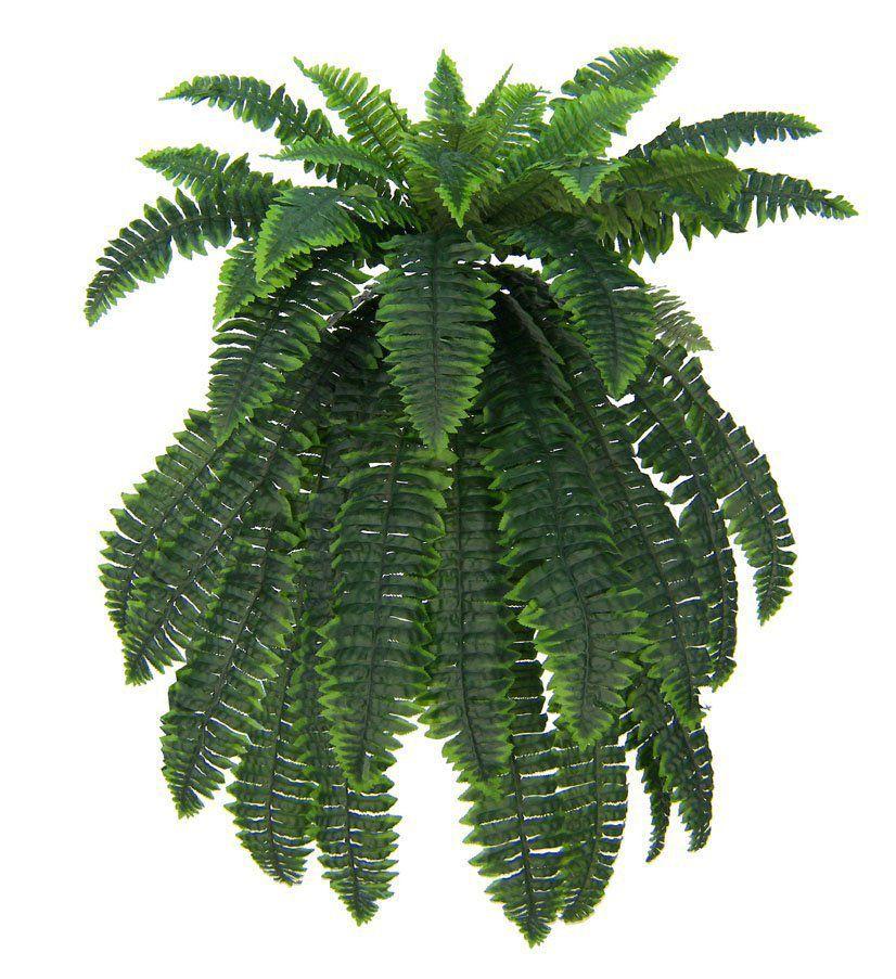 Folhagem artificial Samambaia de Pendurar X38 Verde 94cm - 00372001