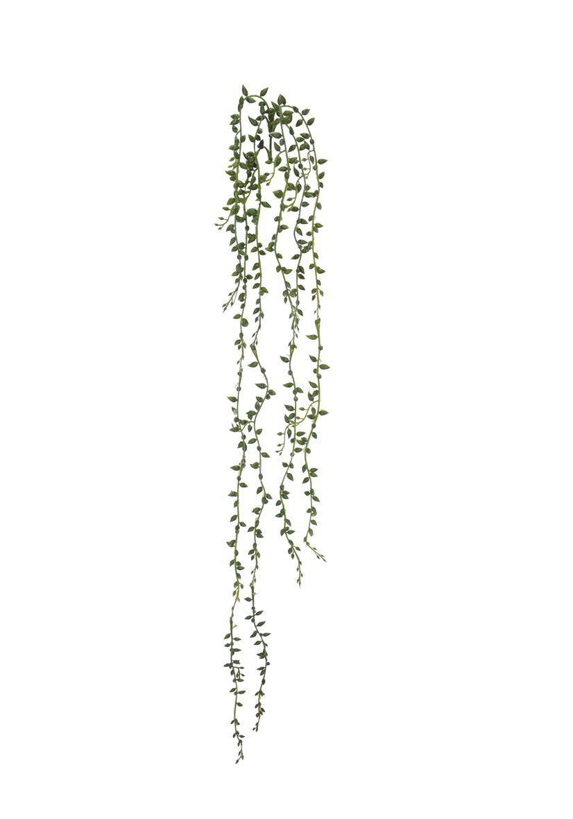 Folhagem artificial Sedum de Pendurar PLT. X6 Verde 70cm - 34336001