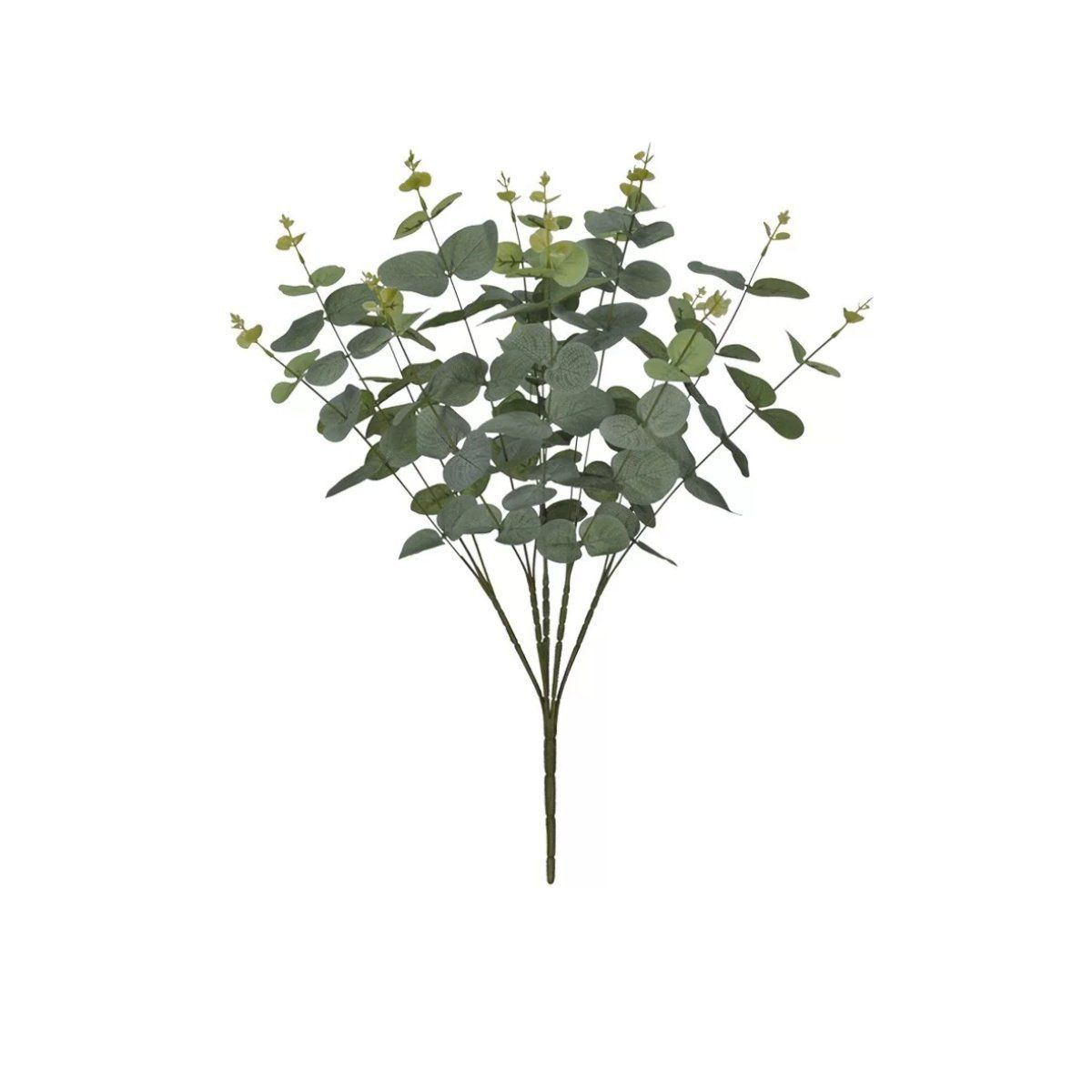 Folhagem Eucalipto artificial X72 Verde 50cm - 26514001