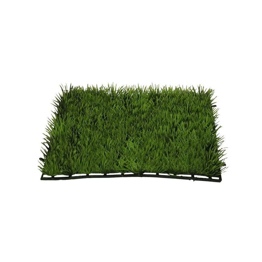 Folhagem Grama artificial PLT Verde 26 cm x 26 cm - 08598001