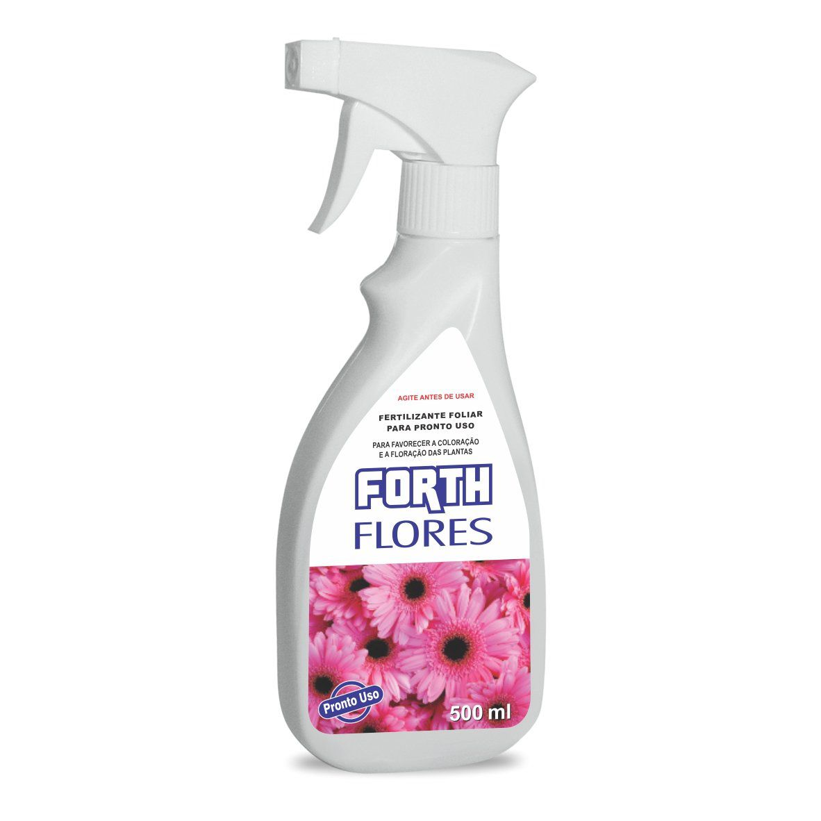 Fertilizante Foliar Forth Flores 500ml pronto para uso