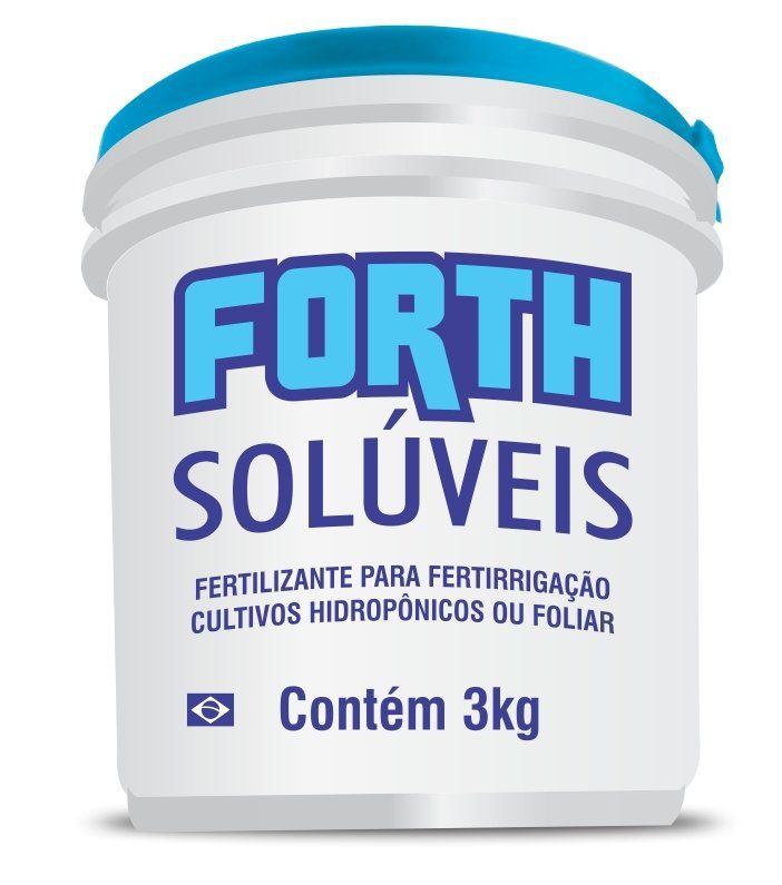 Forth Solúveis INICIAL 3 kg