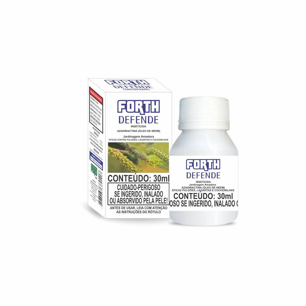 Inseticida Forth Defende Concentrado 30ml
