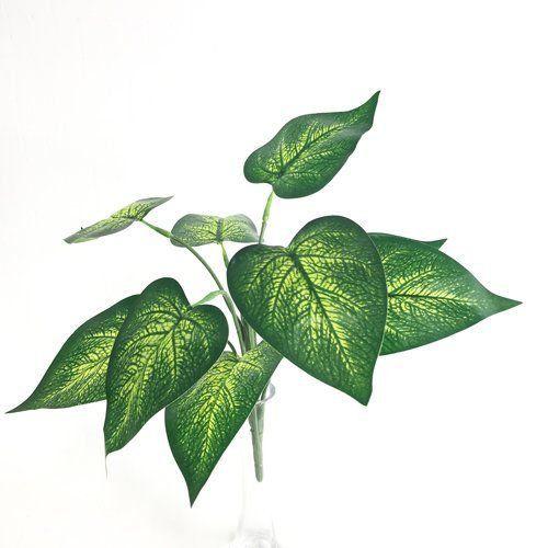 Jiboia Mini artificial Verde X9 30cm
