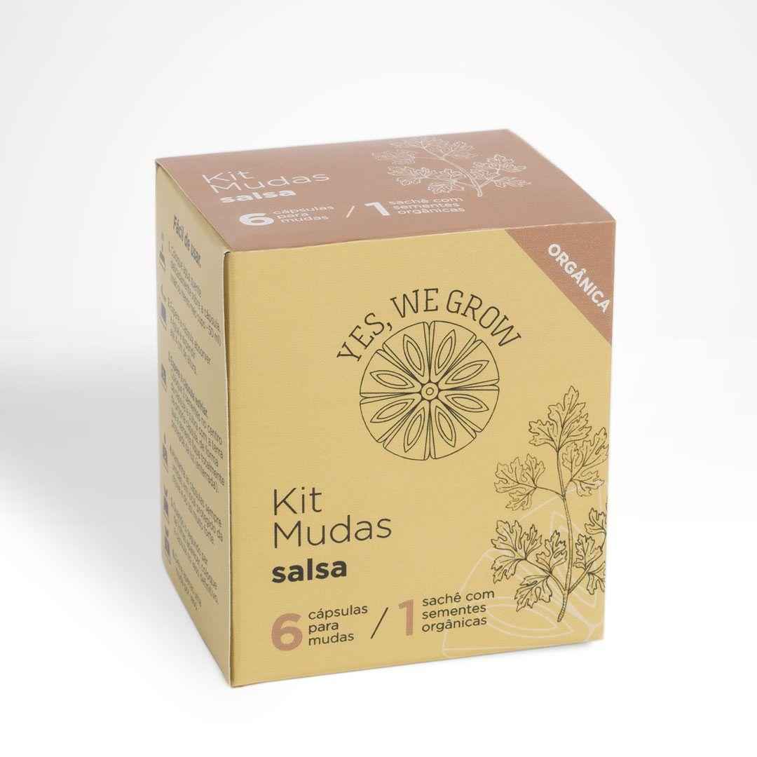 Kit Mudas Salsa
