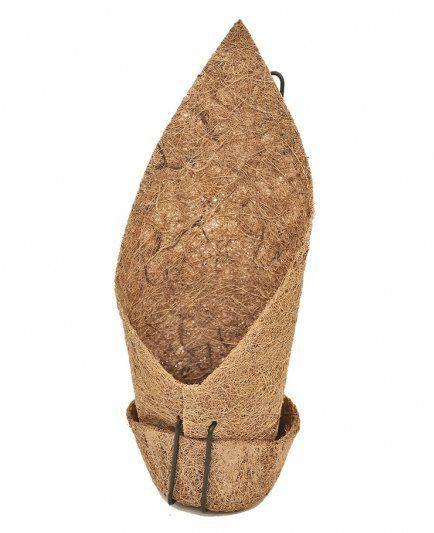 Kopin feito em fibra de coco com suporte 30cm x 12cm COQUIM