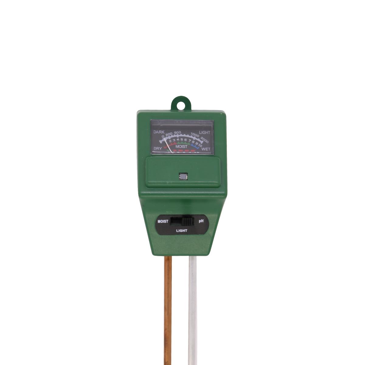 Medidor de PH, Umidade e Luminosidade XM3F