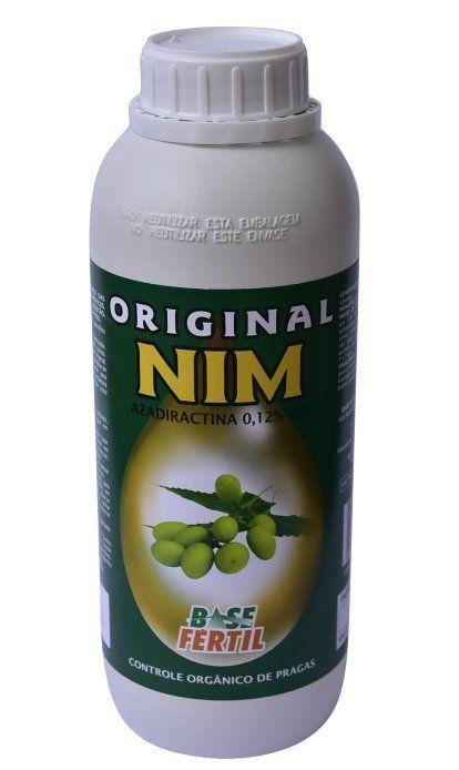 Original NIM Azadiractina 1 litro Bioprotetor Natural