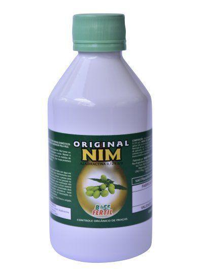 Original NIM Azadiractina 250ml Bioprotetor Natural