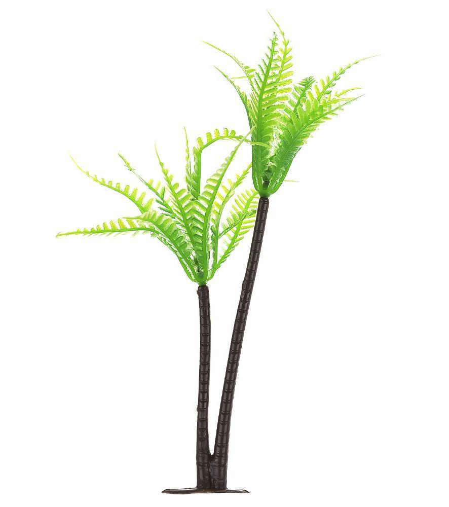 Palmeira Artificial Mini PLT X2 Verde 17cm - 34582001