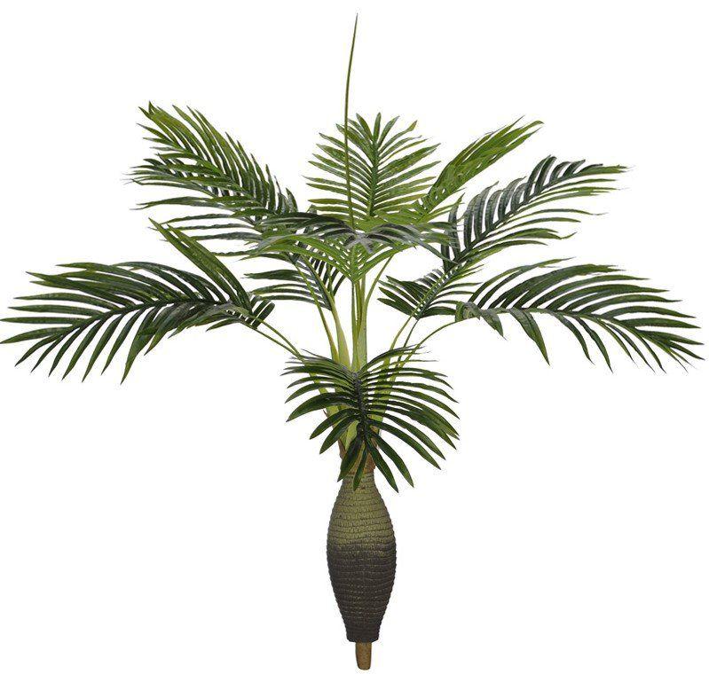 Palmeira Garrafa artificial real toque 80cm - 23886001