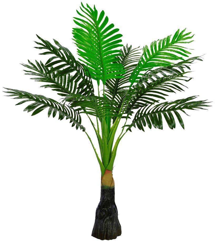 Palmeira real toque 95 cm artificial - 31940001