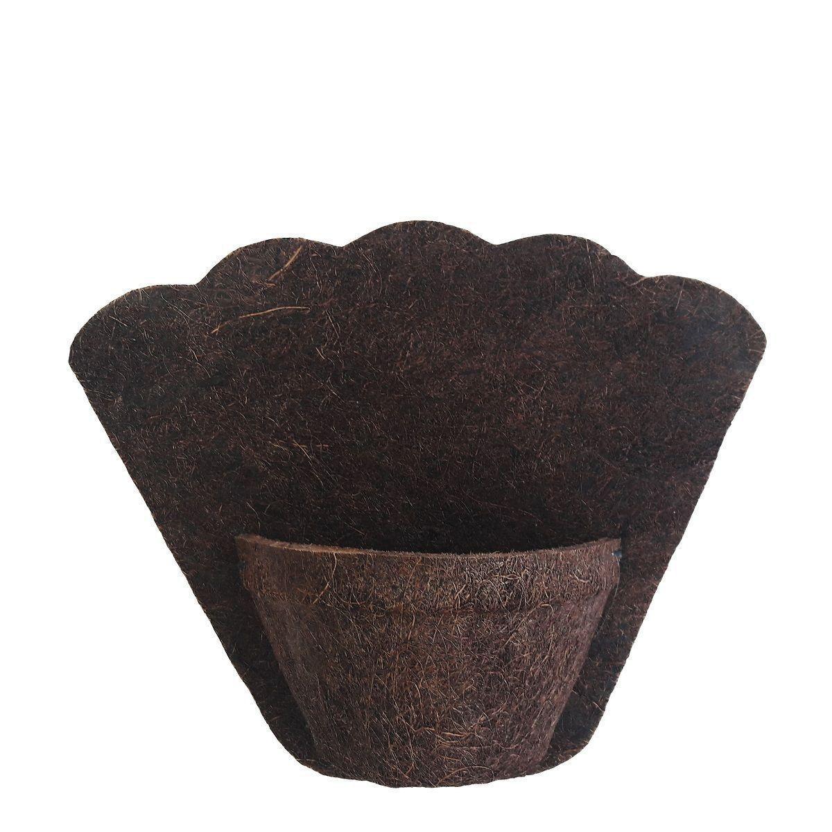 Vaso de Parede Placa Onda 26cm x 32cm Nº 10 COQUIM