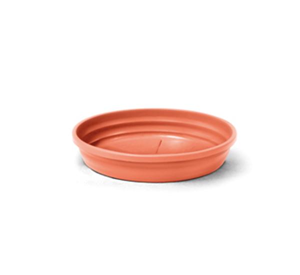 Prato para Vasos de Plantas 01 cor Cerâmica 2,5cm x 14cm